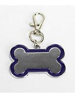 The dog dog tags metal nameplate
