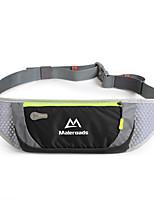 5.5 inch Belt Pouch/Belt Bag Wallet Cell Phone Bag Others Waist Bag/WaistpackCamping & Hiking Climbing Fitness Racing Jogging