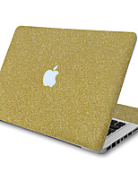 1 pièce Anti-Rayures Couleur unie En Plastique Transparent Décalcomanie Brillant Motif PourMacBook Pro 15'' with Retina MacBook Pro 15 ''