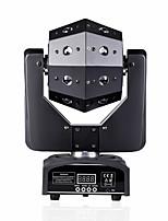 u'king® 100w 16 LED RGBW 4 en 1 DMX à effet de phase 13-15ch commande vocale automatique pour mariage partie dj 1pcs KTV