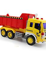 Construction Vehicle Toys 1:50 Plastic Yellow