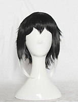 Bungou Stray Dogs Ryuunosuke Akutagawa Mixed Color Short Cosplay Wig