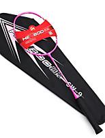 Badmintonschläger Dauerhaft Kohlefaser 1 Stück für Drinnen Draußen Leistung Training Legere Sport-#