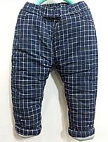 Pantalons Garçon Décontracté / Quotidien Couleur Pleine Coton Hiver