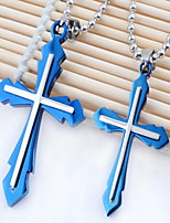 Men's Boys´ Pendant Necklaces Jewelry Stainless Steel Jewelry Dangling Style Euramerican Jewelry Daily Casual 1pc