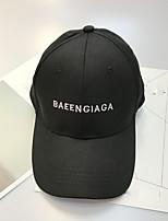 Unisexe Soirée Décontracté Coton Chapeau de soleil,Imprimé Toutes les Saisons