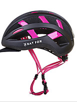 Sports Unisex Bike Helmet 27 Vents Cycling Cycling One Size PC Green Black Gold Dark Pink