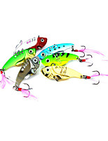 10 pcs Hard Bait Random Colors 12 g Ounce mm inch,Metal General Fishing
