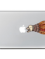 For MacBook Air 11 13/Pro13 15/Pro With Retina13 15/MacBook12 The Skeleton Badminton Decorative Skin Sticker