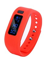 up2 rastreador de ejercicios bluetooth pulsera inteligente reloj inteligente androidios podómetro (5 colores)