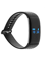 K1 Oxygen Heart Rate Intelligence Bracelet Waterproof IP65 Telephone Text Messages to Remind Movement Track Intelligent Motion Bracelet
