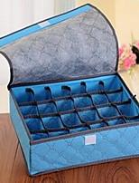 Caixas de Armazenamento Sacos de Armazenamento Não-Tecelado comCaracterística é Com Tampa , Para Roupa-Interior Tecido