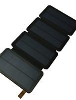 12000mAhbanque de puissance de batterie externe Charge Solaire Sorties Multiples Lampe Torche 12000 2000Charge Solaire Sorties Multiples
