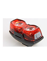 Rear Bike Light - Cycling AAA Lumens Battery