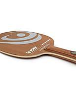 Ping Pang/Tennis de table Raquettes Ping Pang Liège Long Manche Boutons Extérieur Utilisation Exercice Sport de détente-Autre