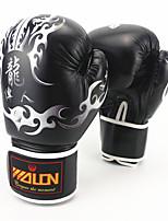 Boxing Training Gloves Boxing Gloves Pro Boxing Gloves for Boxing Full-finger Gloves Anatomic Design Protective LightweightSponge PU