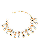 Women's Anklet/Bracelet Crystal Fashion Drop Women's Jewelry For Daily Casual 1pc