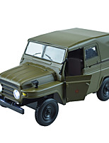 Military Vehicle Toys Car Toys Aluminium Green Model & Building Toy