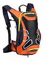 35 L Hiking & Backpacking Pack Backpack Waterproof Multifunctional Green Red Black Blue Orange