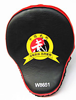 Strength Training Black/Red Sanda/Boxing PU Boxing Pad