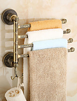 Towel Racks & Holders Neoclassical Zinc Alloy