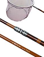 Садок 2.7 м Многофункциональный Металл Нейлон Обычная рыбалка