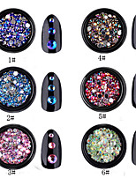 1PCS Nail Art Decoration Rhinestone  Nail Art Design