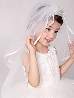 High-grade flower flower crown veil veil veil children