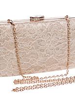 L.WEST Woman fashion lace Diamond Ladies banquet dinner bag