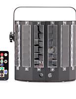 u'king® leds 9color lumière à effet de sabre laser scène sonore de mode d'échantillonnage actif avec 1pcs de commande à distance