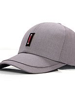 Women's Cotton Blend Baseball Cap,Casual Solid Spring