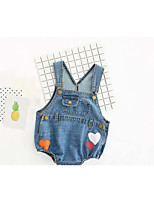 Baby Casual/Daily PrintCotton Summer
