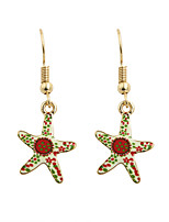 Fashion Women Staryu  Alloy Earring