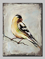 Hand-Painted Modern Abstract Animal Oil Painting On Canvas Wall Picture For Home Decoration Ready To Hang