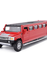 Truck Pull Back Vehicles Car Toys Metal Red Yellow Model & Building Toy