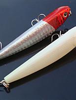 5 pcs Crayons Couleurs Aléatoires 8.5 g Once mm pouce,Plastique Pêche générale