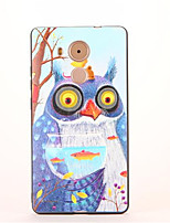 For Huawei Mate 9  Mate 8 Pattern Case Back Cover Case Owl Soft TPU
