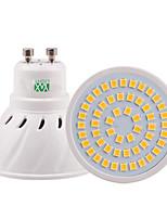5W GU10 GU5.3(MR16) E26/E27 Spot LED 54 SMD 2835 400-500 lm Blanc Chaud Blanc Froid Blanc Naturel Décorative V 1 pièce