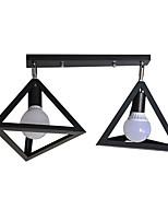 Vintage Loft Ceiling Lamp Light Direction Adjustable Flush Mount lights Entry Hallway Game Room Kitchen light Fixture