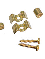 10 Sets Golden Electric Guitar String Retainers tree for Strat Tele Guitar Free Shipping