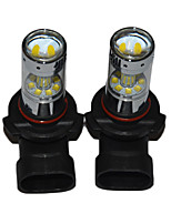 2PCS 2007-2017 Corolla LED Low Beam Headlamp Bulb 6000LM LED Headlamp Bulb High Bright Lightness