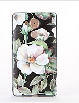Für Muster Hülle Rückseitenabdeckung Hülle Blume Weich TPU für Huawei Huawei Mate 9 Huawei Mate-8