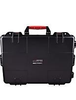 76 L Waterproof Dust Proof Wearable Hardshell Multifunctional Shockproof Black