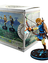Anime Action Figures Inspired by The Legend of Zelda Link PVC 32 CM Model Toys Doll Toy