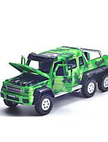 Фермерская техника Машинки с инерционным механизмом 1:14 Металл ABS Зеленый Коричневый Белый