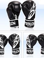 Боксерские перчатки Тренировочные боксерские перчатки для Бокс Боевоеискусство РукавицыУдаропрочность Износостойкий Эластичность