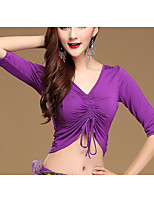 Belly Dance Women's Training Cotton 1 Piece