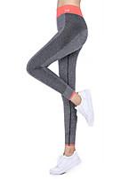 Women's Running Breathable Spring Fall/Autumn Yoga Chinlon Slim Indoor Solid