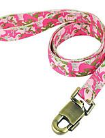 Dog Leash Adjustable/Retractable Camouflage Fabric