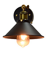 AC220V-240V 4W  E27 Led Light Paint Single Wall Iron Wall Lamp Dumb Black Lightsaber Lamp On Wall